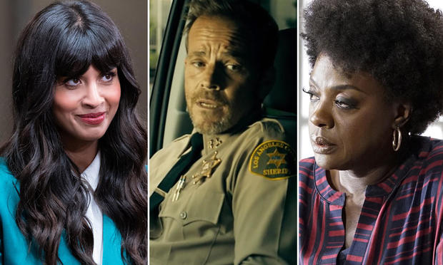 Canceled TV shows in 2020