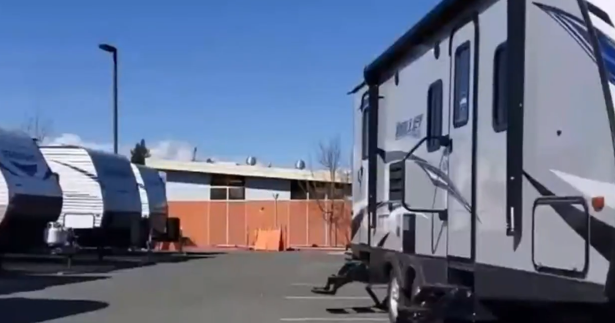 """Failed """"experiment"""" to house homeless in trailers cost California city $1.3 million"""