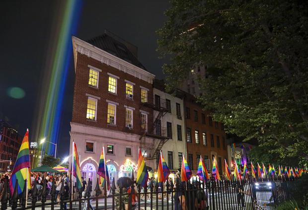 2020 New York City — Gay Pride