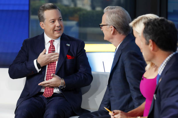 Fox News Fires Ed Henry After Sexual Misconduct Allegation