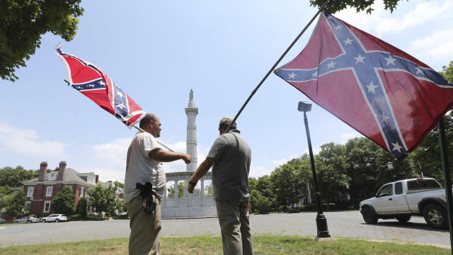 Controversy Heightens Over Historic Statues In Virginia