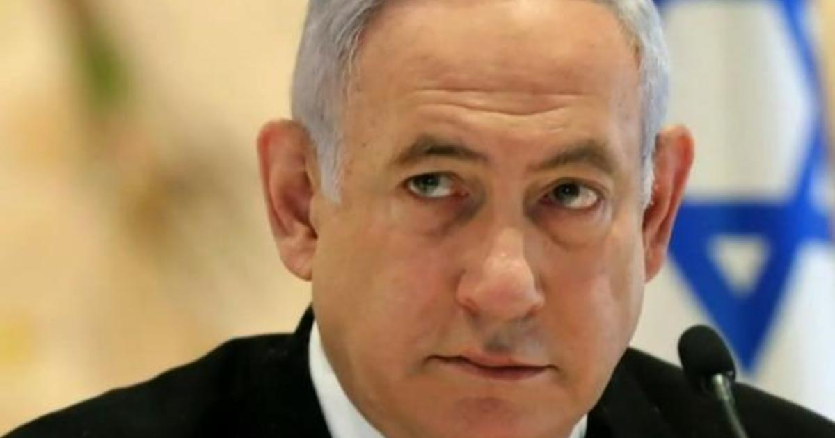 cbsn fusion israels benjamin netanyahu faces criticism for trying to annex parts of west bank thumbnail 509036.'