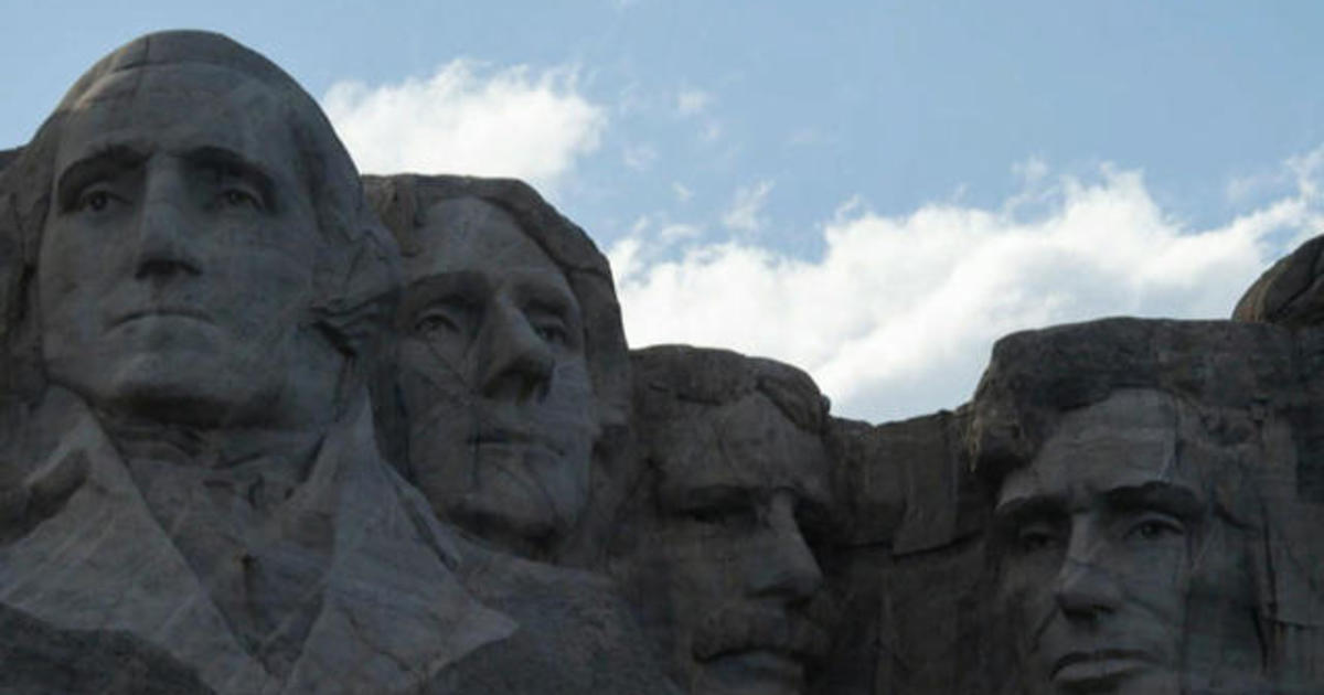 Trump's visit to Mount Rushmore sparks controversy