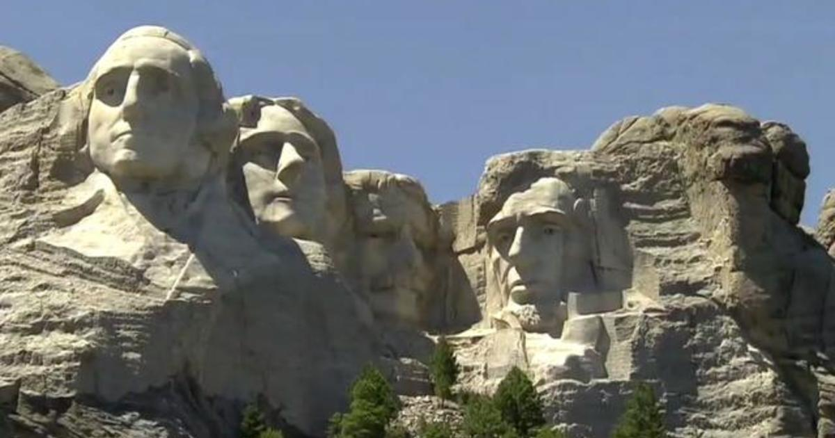 Trump to attend Mount Rushmore Independence Day celebrations despite warnings