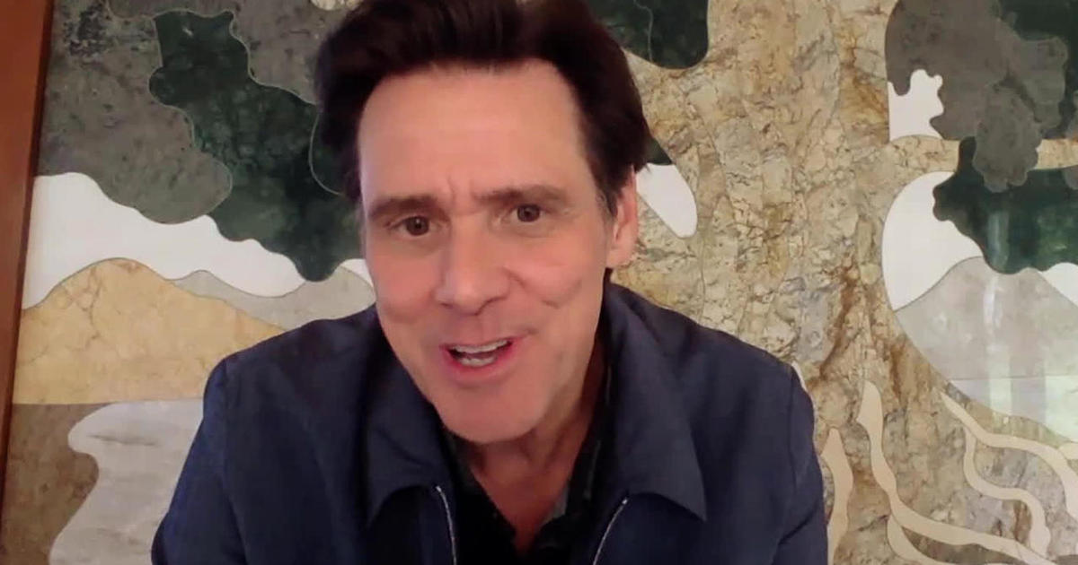 """Jim Carrey's """"nonsensical belief"""" in himself and the universe"""