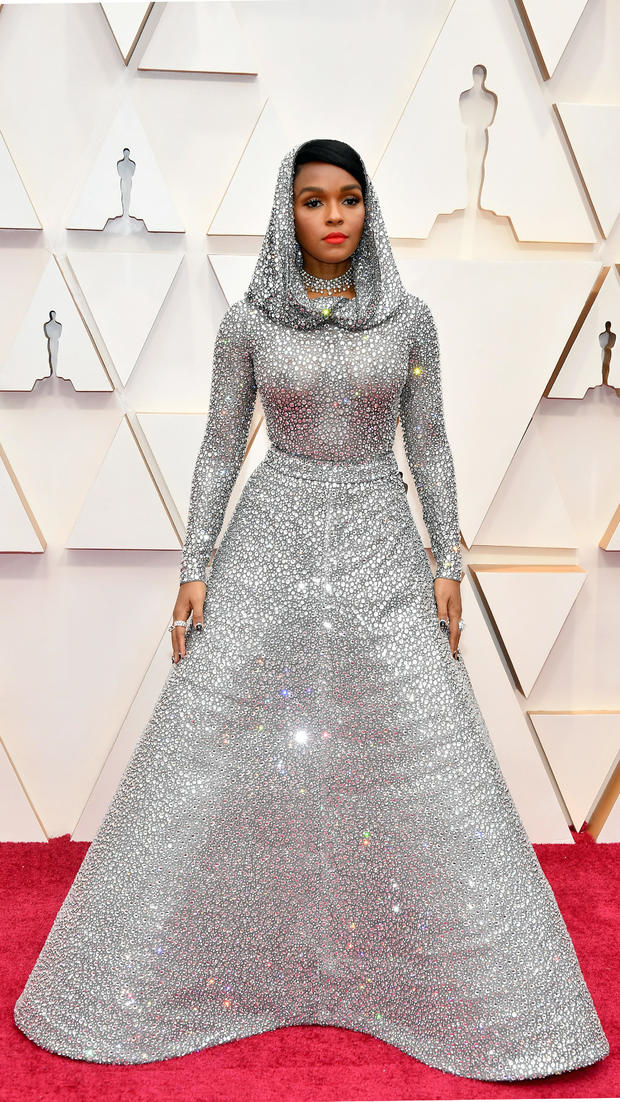 Janelle Monáe: Glittering from head to toe