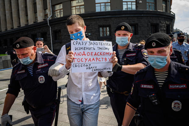 RUSSIA-SPACE-MEDIA-ARREST