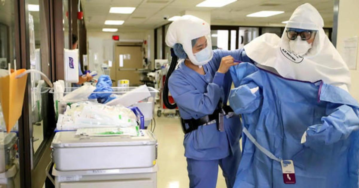 Study identifies risk factors for COVID-19 deaths as PPE runs short again thumbnail