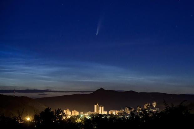 Hungary Comet
