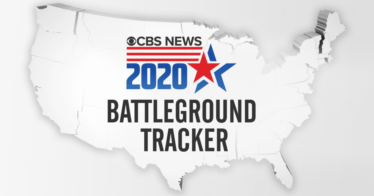 Battleground Tracker: Biden leads in Wisconsin and Pennsylvania thumbnail