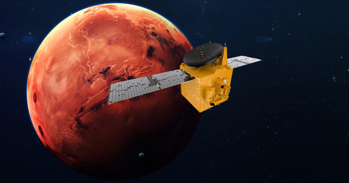 United Arab Emirates Aims For Mars With Ambitious Hope Mission