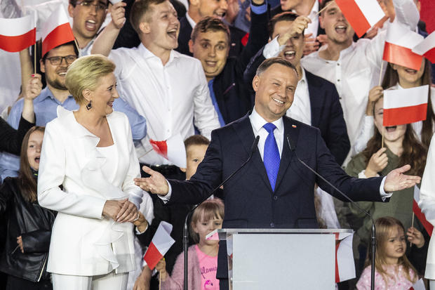 Poland Holds Presidential Election Runoff