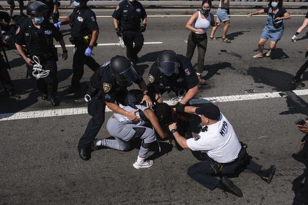 Racial Injustice New York