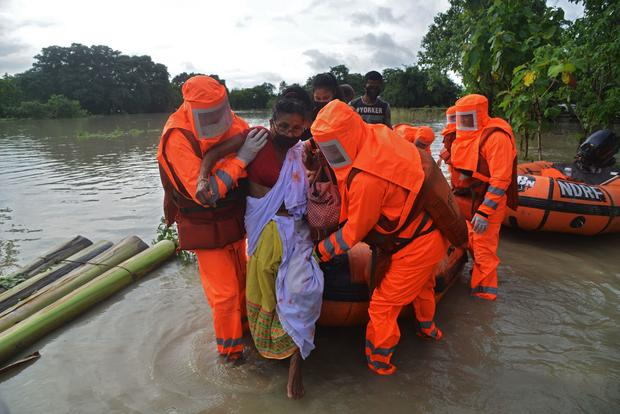 india INDIA-WEATHER-FLOODS