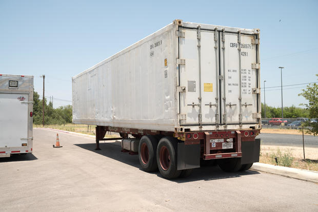 refrigerated truck texas