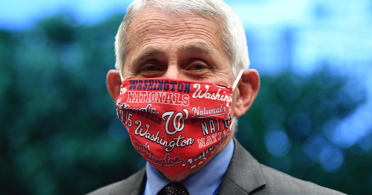 Dr. Anthony Fauci to throw first pitch at MLB's Opening Day game thumbnail