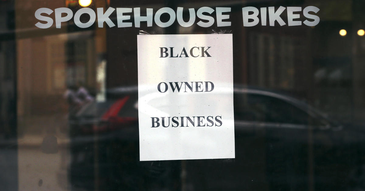 www.cbsnews.com: Black-owned small businesses hit harder by pandemic than White-owned firms