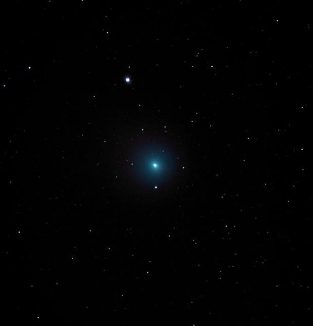 Comet Machholz, by Jamie Cooper.