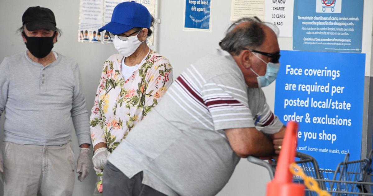 Image of article 'U.S. surpasses 4 million coronavirus cases'