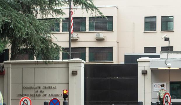 US Consulate-General In Chengdu