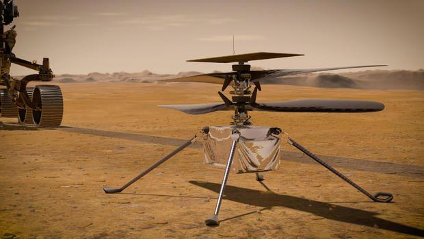 Space Mars NASA