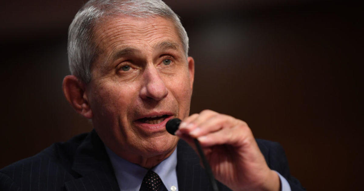 Image of article 'Dr. Fauci on why the coronavirus is wreaking havoc on Black communities'