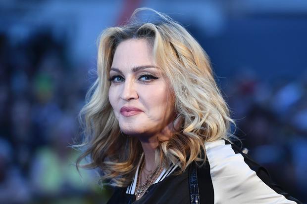 Madonna Joe Biden