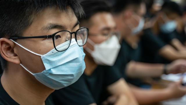 Hong Kong Democrats Hold Primaries Ahead Of The Legislative Election