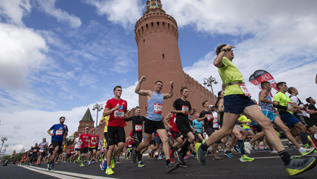 Russia Marathon