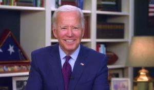 Biden scoffs at suggestion of cognitive test