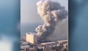 Powerful explosion rocks Beirut