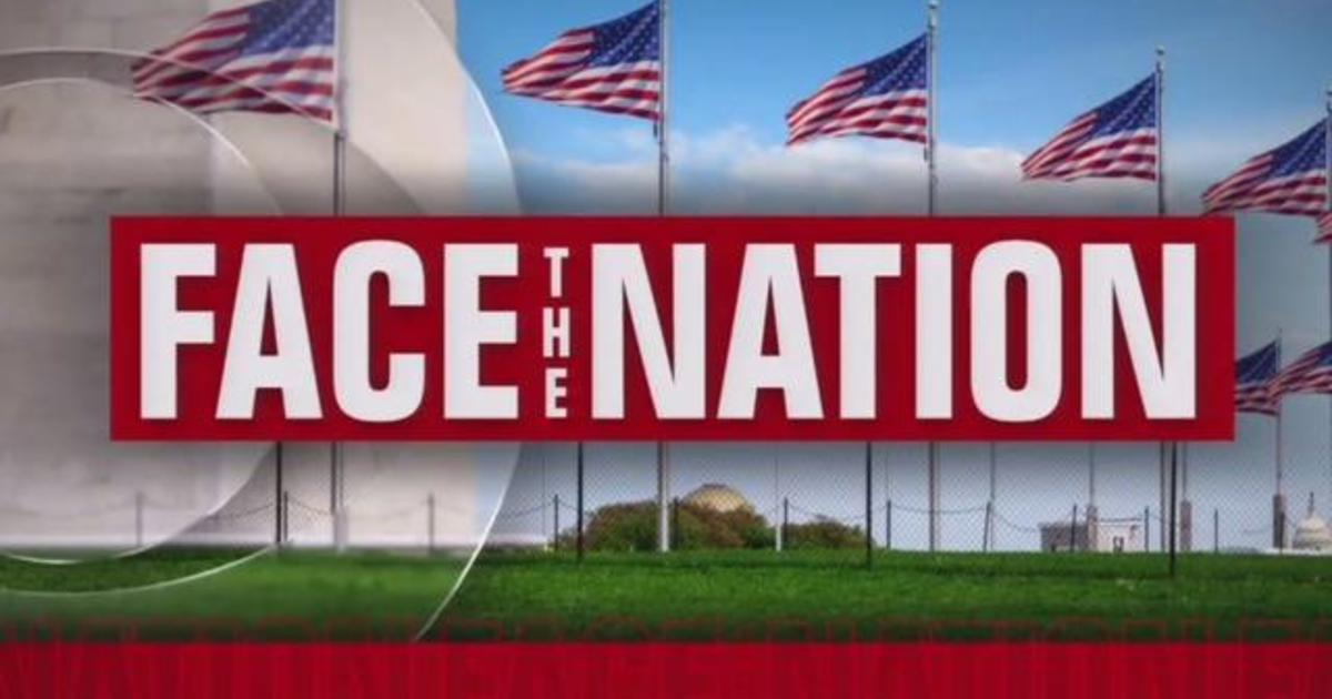 Open: This is `Face the Nation,` August 9