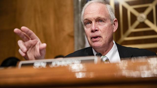Senate Homeland Security Committee Holds Hearing On Government's Interagency Response To Coronavirus