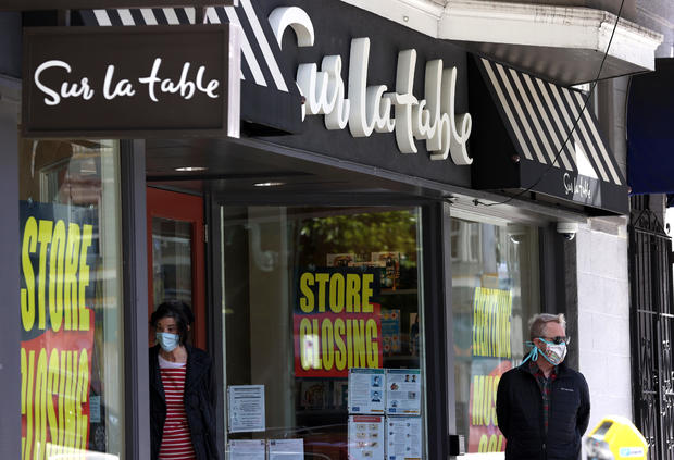 Kitchenware Chain Sur La Table Files For Bankruptcy