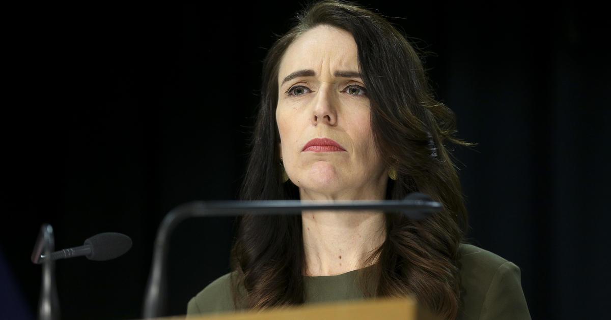 "New Zealand Prime Minister Jacinda Ardern calls Trump's claim of coronavirus surge ""patently wrong"" – CBS News"
