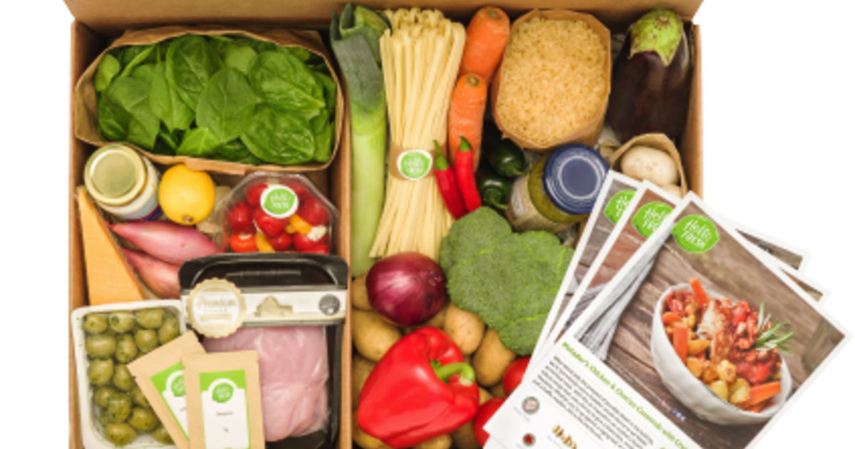 HelloFresh recalls meal kits with onions linked to salmonella outbreak