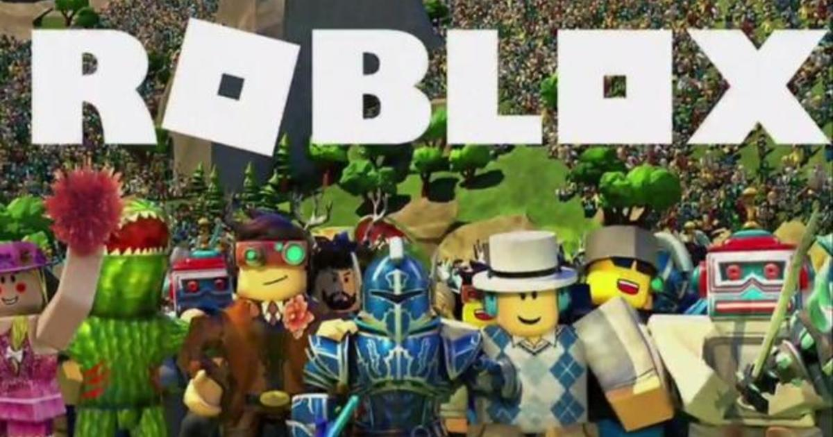 Kids Exposed To Simulated Sex And Graphic Images In Dark Side Of Popular Computer Game Roblox Cbs News