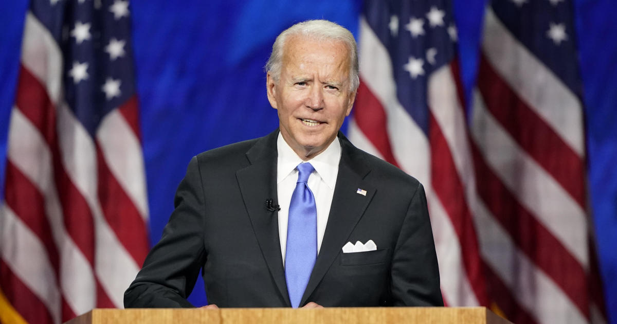 Full text and video: Joe Biden's DNC speech thumbnail