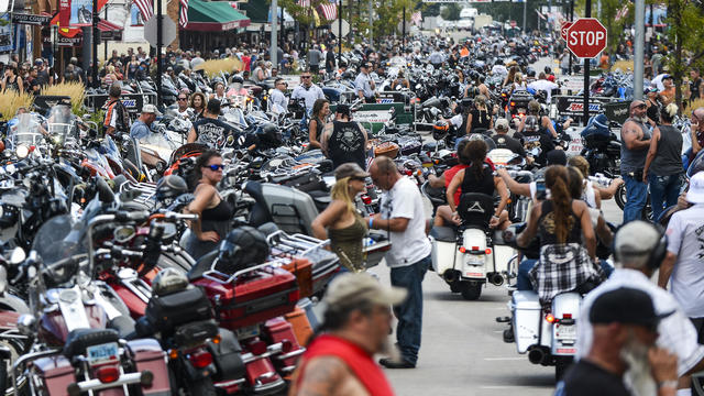 Annual Sturgis Motorcycle Rally To Be Held Amid Coronavirus Pandemic