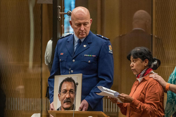 Sentencing Hearing For Christchurch Mosque Gunman Continues