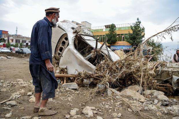 AFGHANISTAN-WEATHER-DISASTER-FLOODS