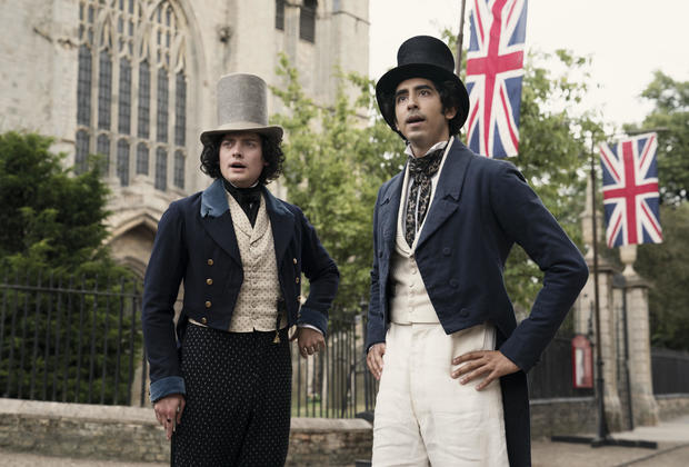 "(TIE) 37. ""The Personal History of David Copperfield"" (Metascore: 77)"