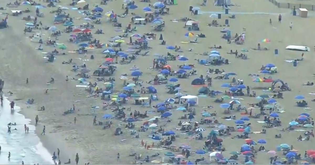 Officials warn of COVID-19 risks as Labor Day weekend gets underway – CBS News