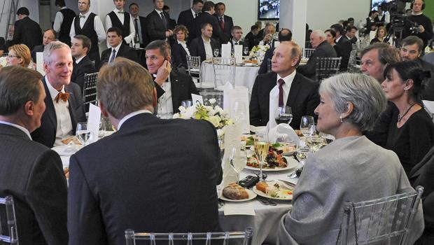 Russia Putin Trump