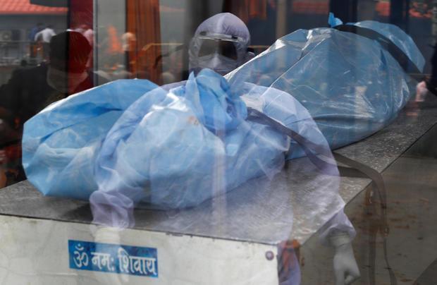 india Spread of coronavirus disease (COVID-19), in New Delhi, India