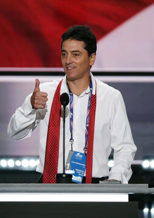 Republican National Convention: Day One