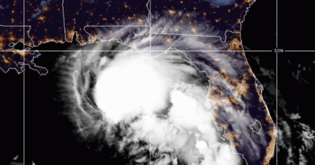 Hurricane Sally, now a Category 2 storm, threatens the Gulf Coast