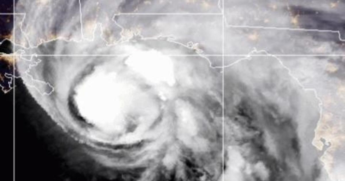 "Hurricane Sally could bring ""historic"" flooding to Gulf CoastHurricane Sally Tracker"