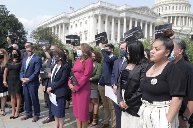 'I Am Vanessa Guillen Act' Press Conference