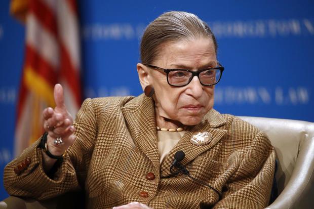 Ruth Bader Ginsburg 1933-2020